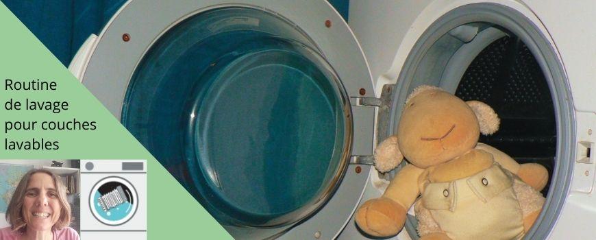 ✓ Une bonne routine de lavage