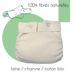 100% fibres naturelles