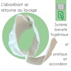 absorbant Accordéo® modèle breveté